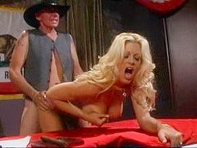 Brooke hunter blonde oldie...