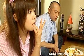 Shino nakamura sweet asian creampie...