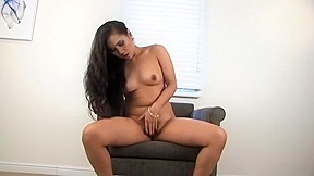 Amazing latina in fabulous asian masturbation...