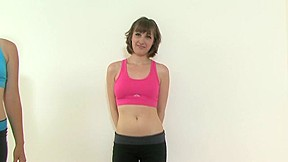 Holly lesbian audition netvideogirls...