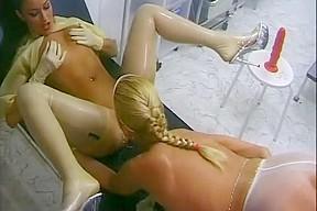 Monique covet sheila scott and dora venter clip...