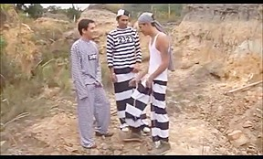 Prisoners...