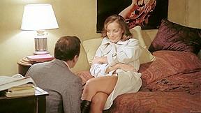 Le Mouton Enrage (1974) Romy Schneider, Christine Boisson, Betty Berr