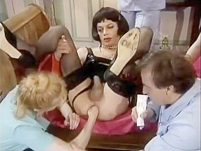 With stockings scenes...