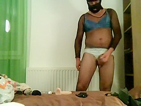 Exotic homemade gay video with Webcam, Crossdressers scenes