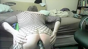 Amazing homemade gay clip with Dildos/Toys, Fetish scenes