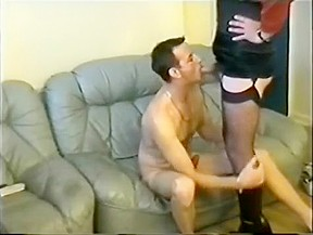 Exotic amateur shemale clip with Stockings, Guy Fucks scenes