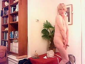 Exotic amateur shemale movie with Masturbation, Webcam scenes