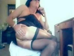 Crazy homemade shemale scene with Mature, Webcam scenes