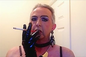 Fabulous amateur shemale video