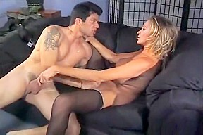 Incredible homemade shemale scene with Stockings, Blowjob scenes