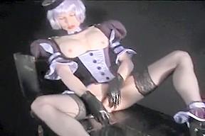 Incredible homemade shemale scene with Stockings, Masturbation scenes