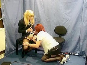 Incredible amateur shemale scene with Blowjob scenes