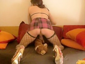 Horny homemade shemale movie with Stockings, Compilation scenes