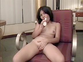 Amazing amateur dildos toys small tits...