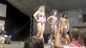 Queens of carnival...