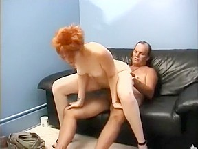 Hottest homemade redhead video...