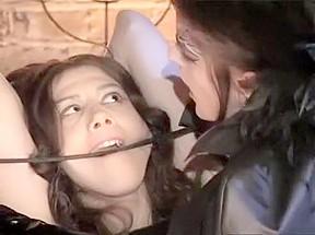 Lesbian bdsm...