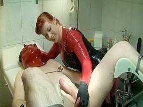 Redhead scene...