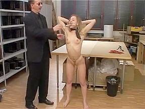 Amazing homemade fetish...