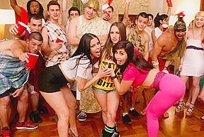 Toga Party Bangbros Style