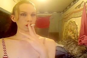 Webcams smoking...