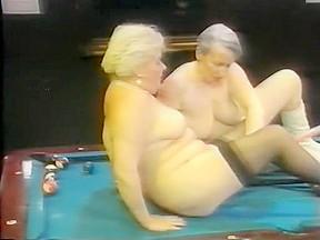Grannies fetish porn scene...