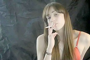 Smoking scene...