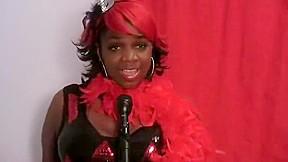 Ebony fetish...