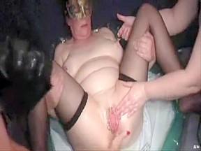 Crazy fetish grannies porn video...