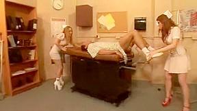 Brunette porn scene...