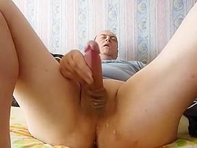 Amateur big dick scenes...