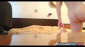 Russian Prostitute Getting Fucked
