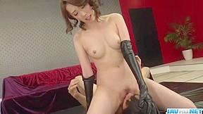 Aya kisaki amazing play...