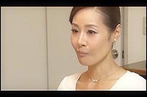 Japanese Mother Fucks Taboo Cock