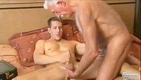 Man fucks the younger stud in a hotel...