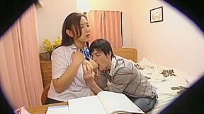 Hottest Japanese chick Yuki Sakurai, Yuri Honma in Amazing Big Tits, Hidden Cams JAV movie