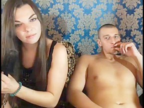 Sexy silky russian hairjob and brushing  long hair  hair