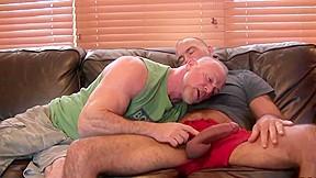 2 hot daddies...