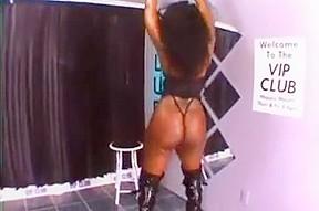 Barbie gets butt ass naked...