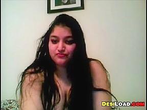 Chubby Amateur Indian Girl