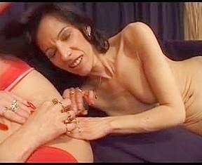 A couple of tough lokking women