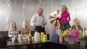 Fabulous pornstars jenna lovely brandy lee and carla...