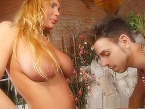 Fabulous blonde adult clip...