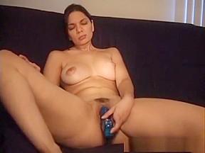 Horny pornstar in hottest amateur solo movie...