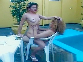Aisha wiucife and luana martinelli...
