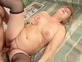 Blonde video...