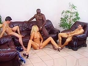 Agnes zalontai group sex video...
