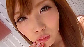 Amazing Japanese chick Rina Kato in Exotic JAV scene