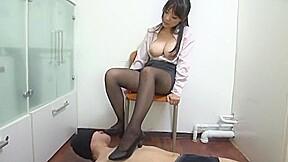 Fabulous Japanese model Miho Tsujii in Horny Fetish, Big Tits JAV clip